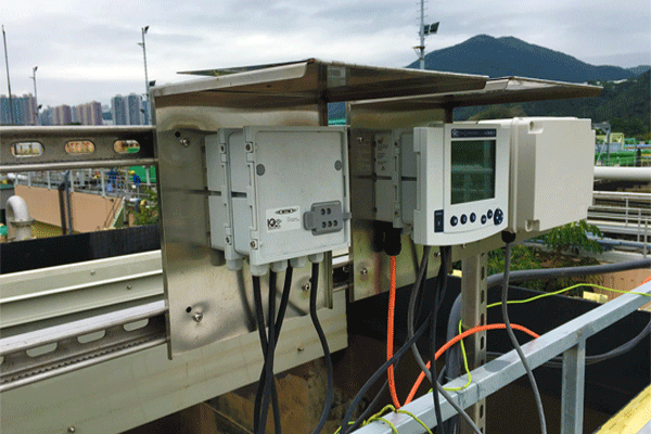 job references-Relocation of Sha Tin Sewage Treatment Works to Caverns-water quality