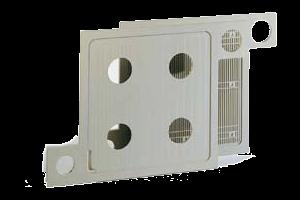 filter plates-Custom designed