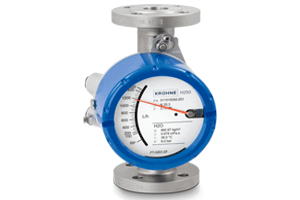 variable area flowmeter-H250 M40