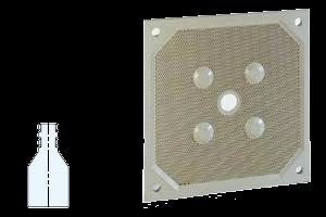 filter plates-KAZ1200C