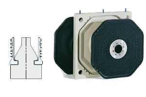 filter plates-KMZ630 RUD