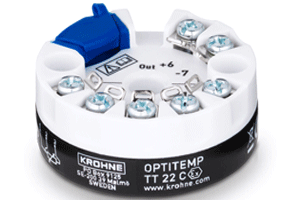 temperature transmitter-Optitemp TT 22 C