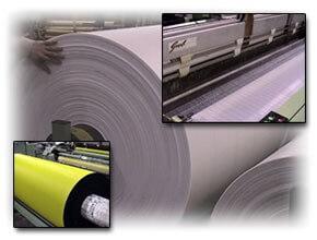 filter cloth-warping
